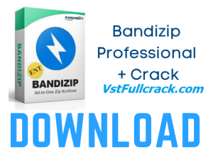 Bandizip Enterprise 7.15 Crack + Serial Key [Mac-PC] FREE Download!