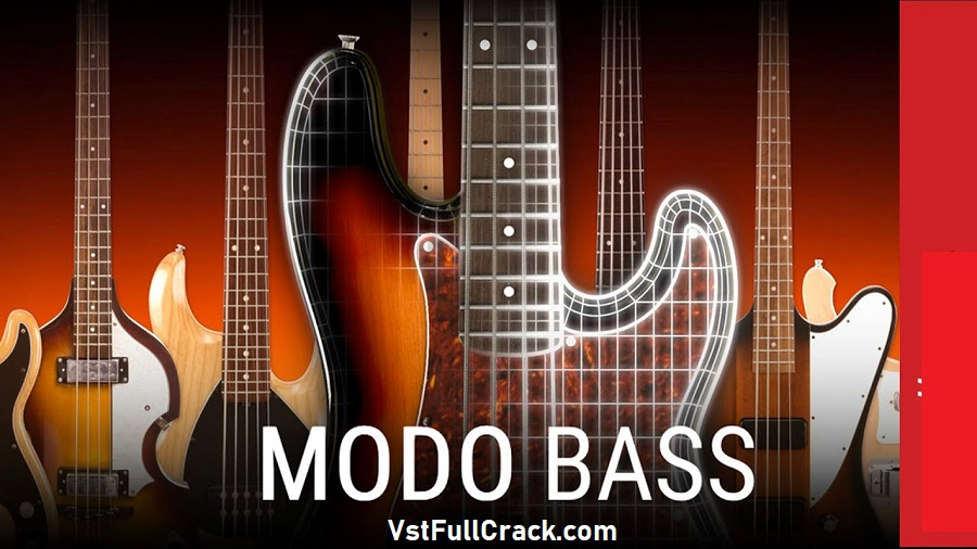 Modo Bass 1.5.2 VST Crack Mac All Basses Library FREE Download!
